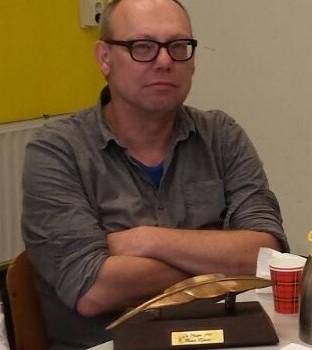 Mart-Jan Zegers jurylid voor De Pluijm