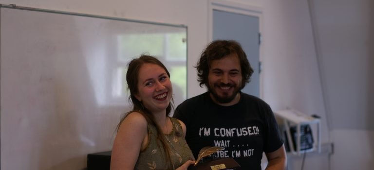 Joy Slaats winnaar De Pluijm 2017