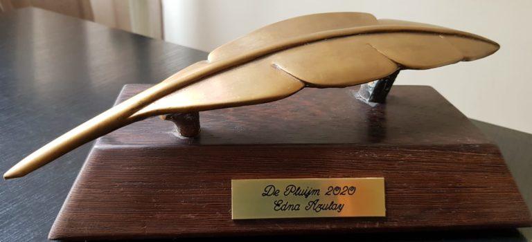 De Pluijm 2020 gewonnen door Edna Azulay