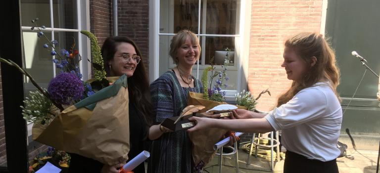 Tanja Becher en Vera Morina winnen De Pluijm 2019